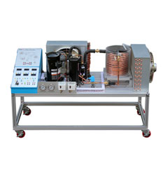 워터 칠러 냉동 교육 장비 (Water chiller Refrigeration Trainer)