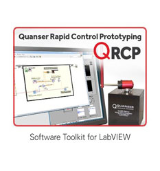 LabVIEW 용 Quanser Rapid Control Prototyping Toolbox